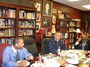 Jordan, Helena, Barnes MACE Conference Room